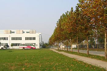 工业园外景