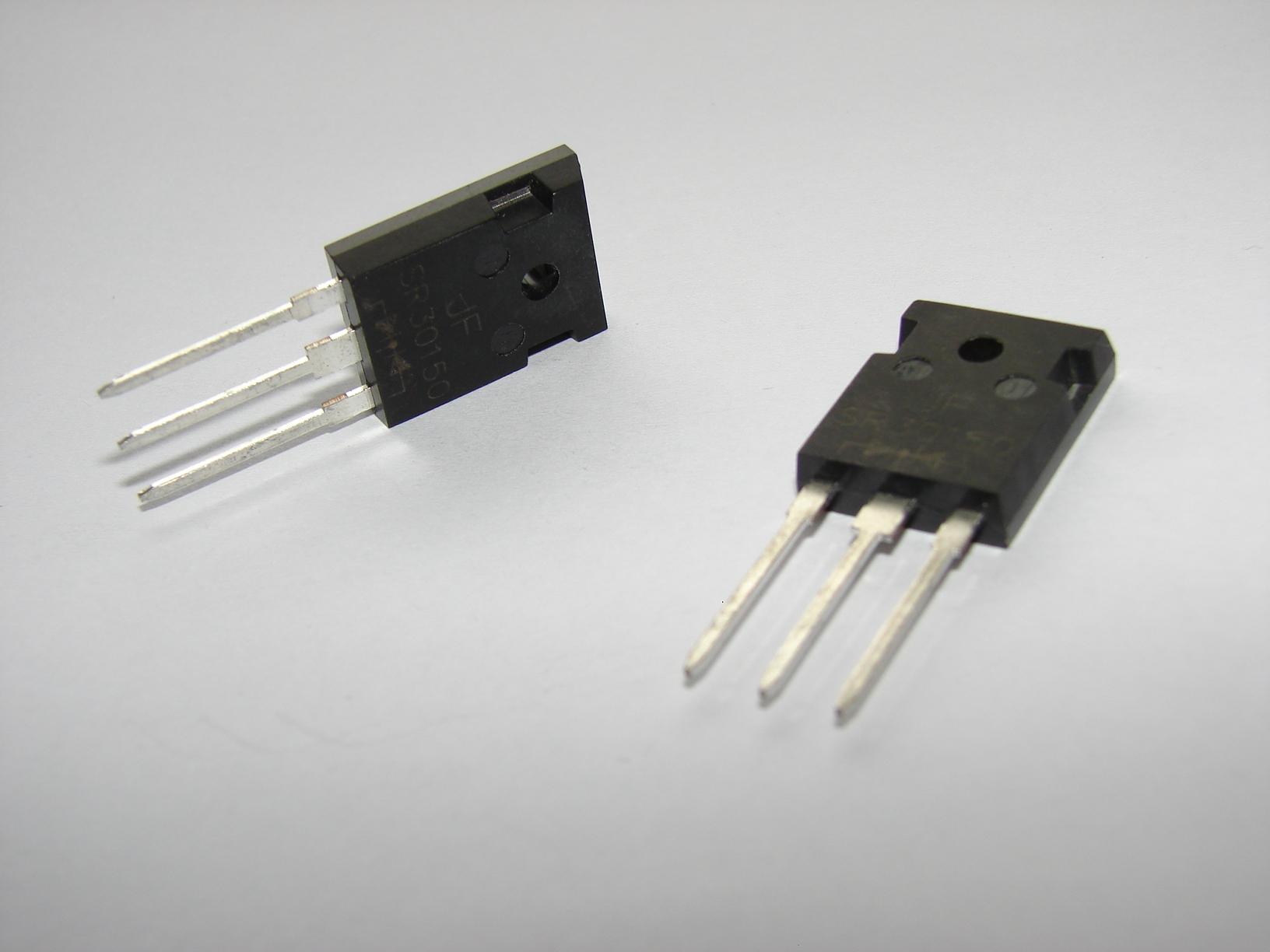 MOSFET的开关过程简介
