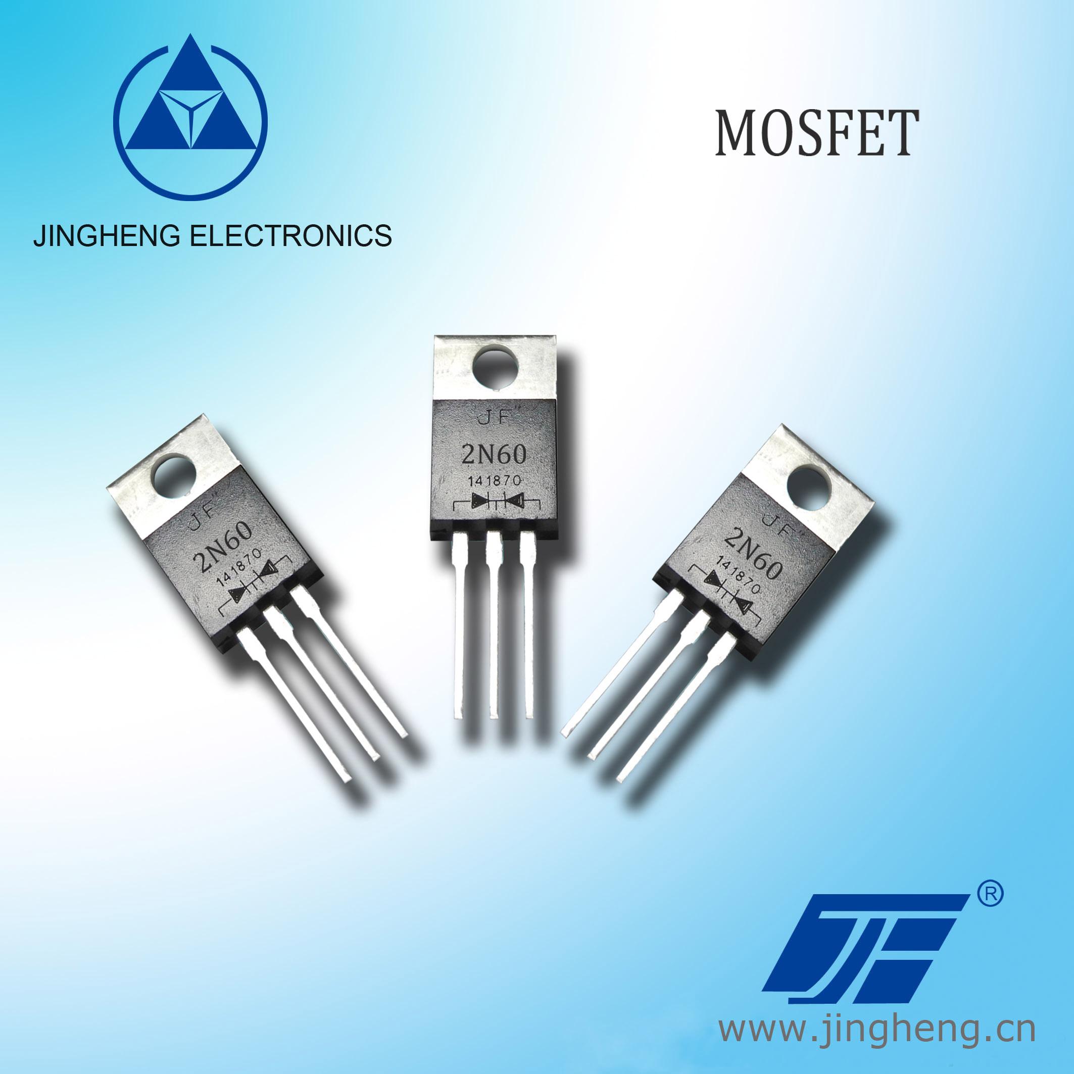 论功率MOSFET的五种失效模式