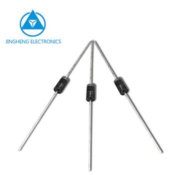 二极管的电容效应、等效电路及开关特性(下)