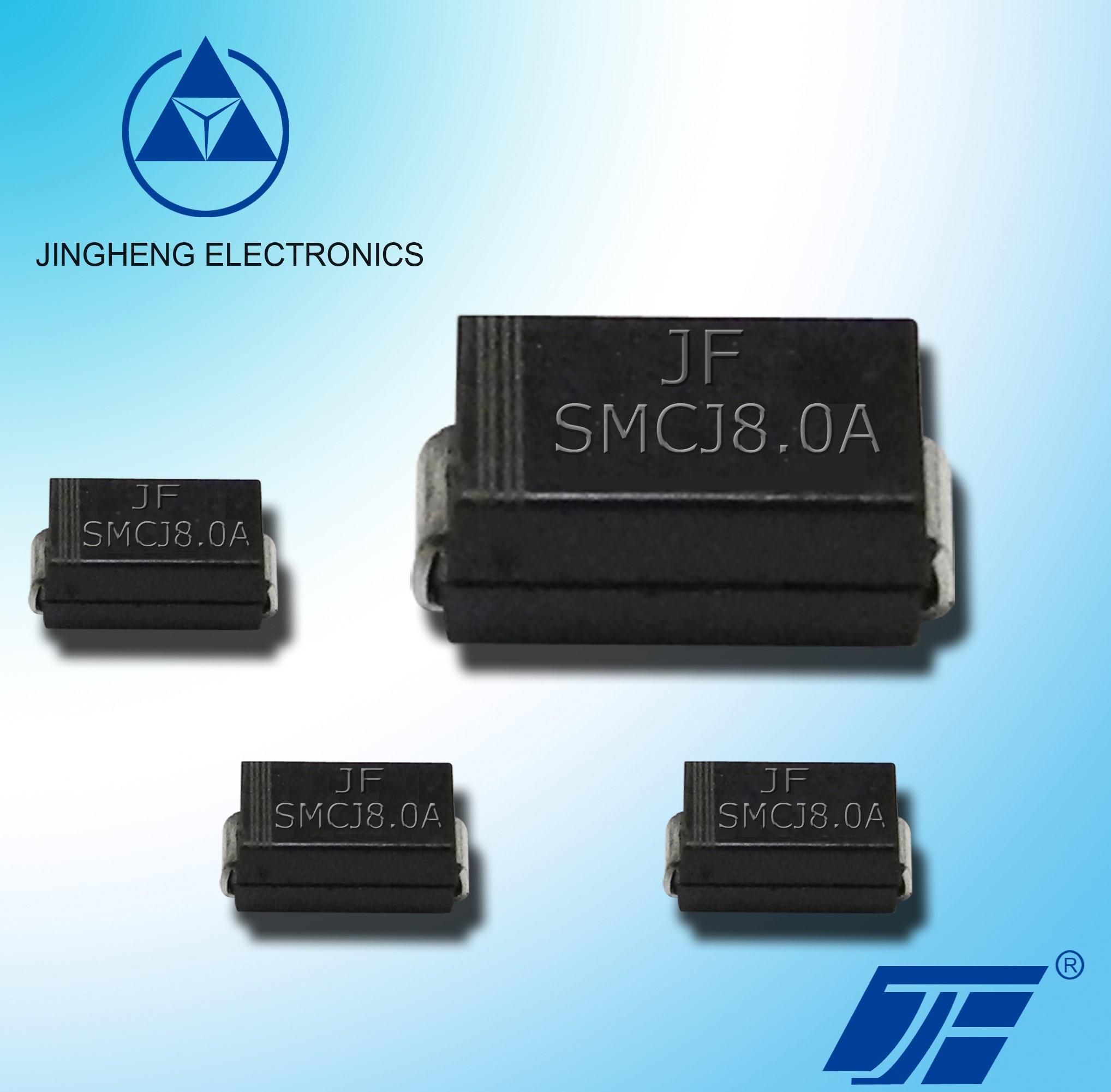 瞬态抑制二极管防护电路的典型应用