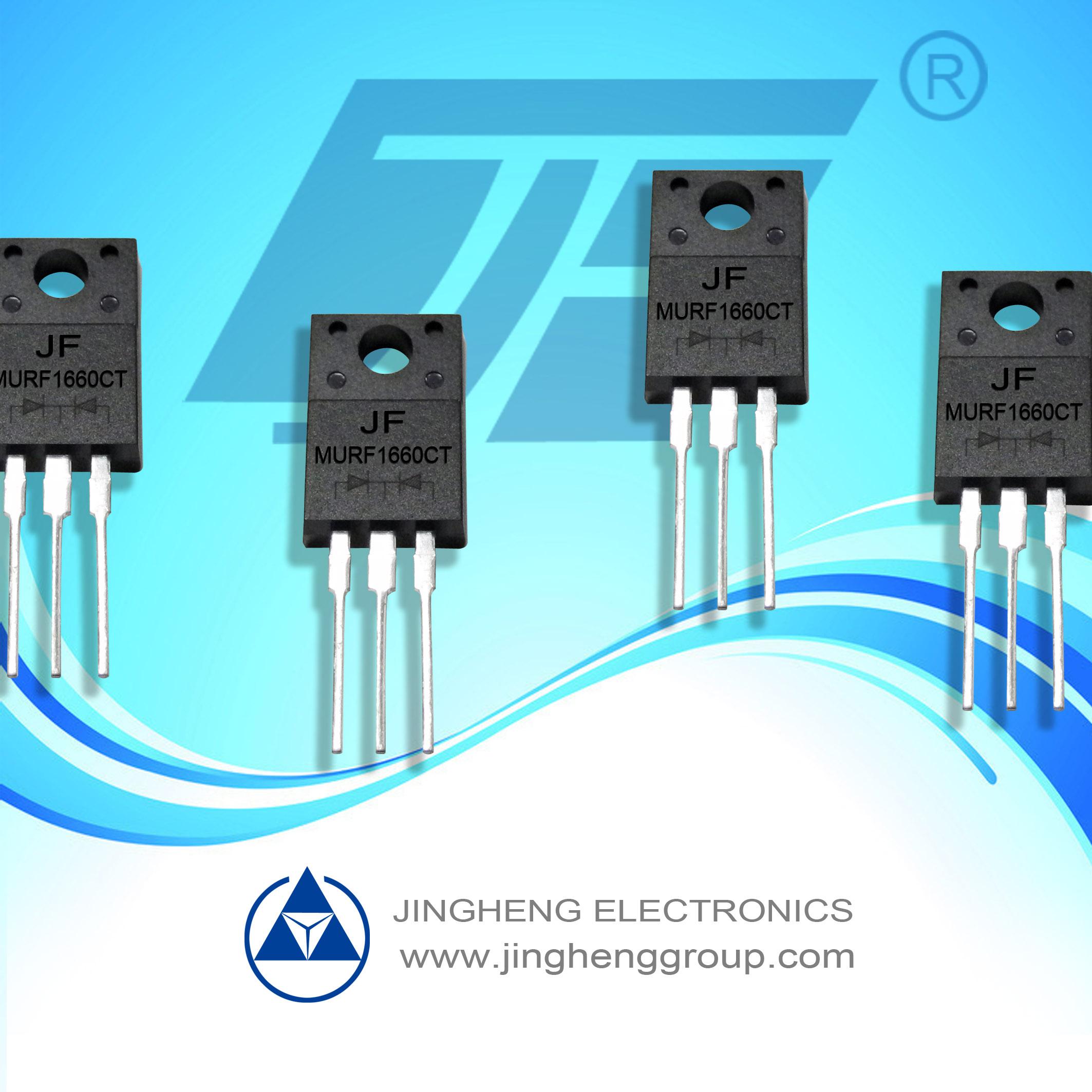 济南晶恒充电桩二极管助力新能源汽车产业发展