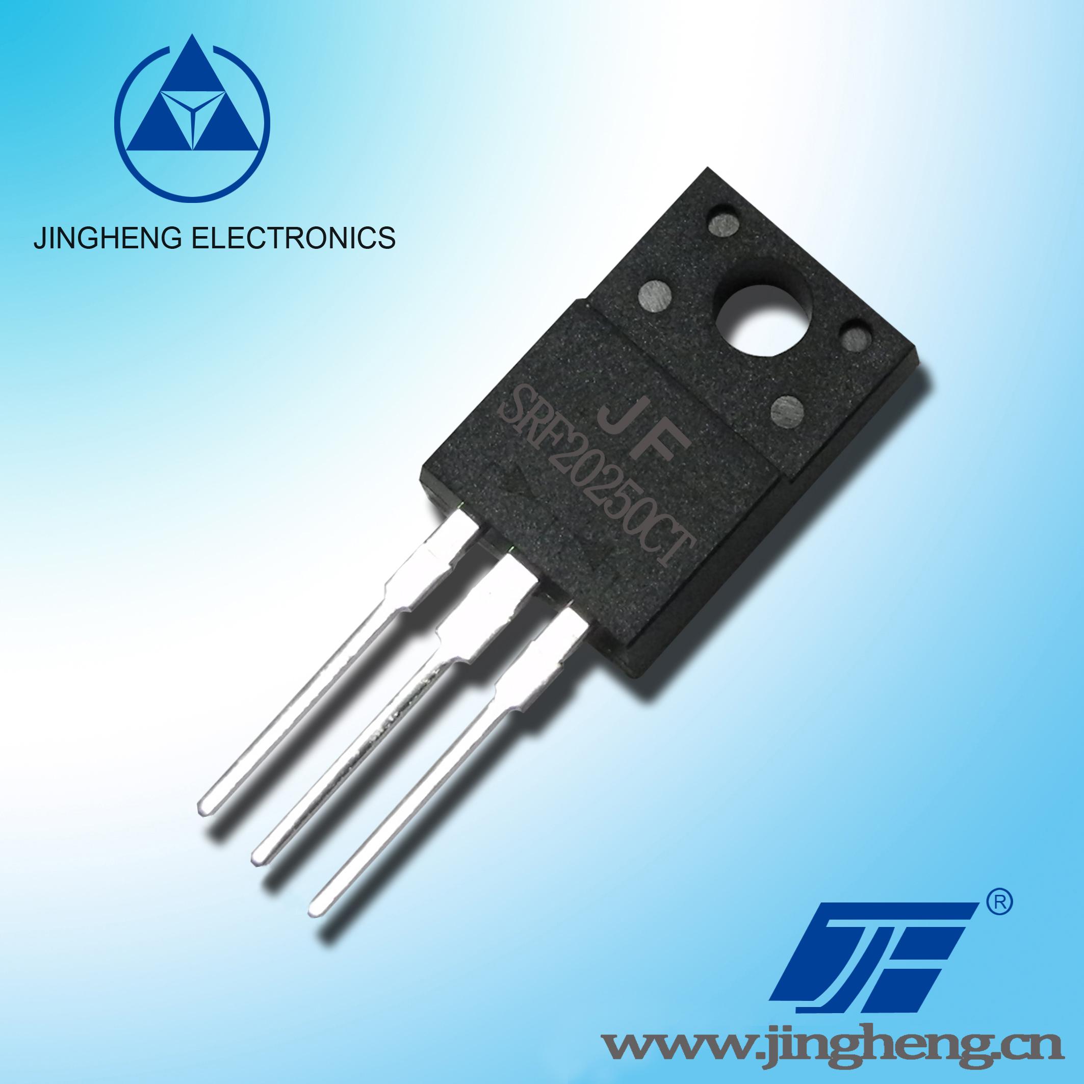 SRF20250CT 高反压肖特基已经可以稳定供货